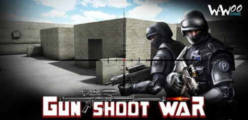 Gun Shoot War