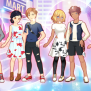 Anime Couples Dress Up Game Apps On Google Play