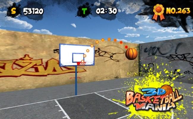 3d Basketball Mania Chrome Web Store