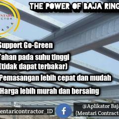 Jual Baja Ringan Murah Di Semarang Pemasangan Mentari Contractor Kontraktor