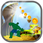 Green Giant Strong Running Fre APK icône