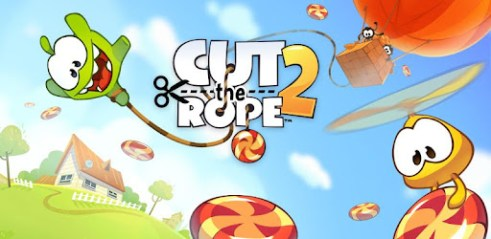 Cut the Rope 2 Pour PC Capture d'écran