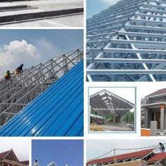 Spesifikasi Baja Ringan Untuk Atap Gindo Truss Toko Perlengkapan Rumah