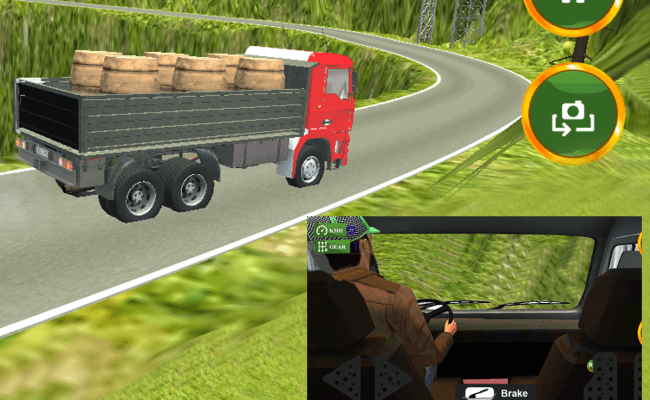3d Truck Driving Simulator Android Apps On Google Play