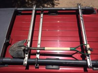 Unistrut / Superstrut Crossbars and Rotopax Roof Mount ...