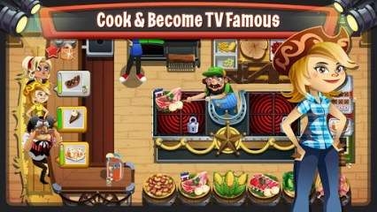 COOKING DASH 2016 APK Capture d'écran