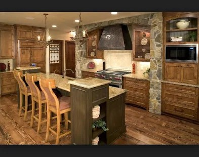 rustic kitchen tables supplies store 质朴的厨房设计理念 google play 上的andr oid 应用 屏幕截图缩略图