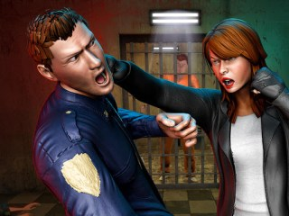 Crazy Mom Prison Escape APK