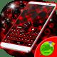 Red Keyboard windows phone