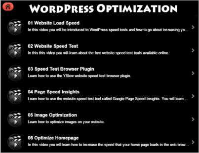 WordPress Optimization APK 0.0.1 для Android - Скачать
