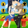 Kissing Dressup For Girls Cute Couple Makeover Android
