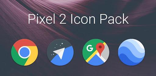 Pixel Icon Pack-Nougat Free UI App For PC Windows 7, 8, 10 Free