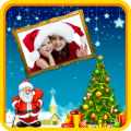 /christmas-stickers-photo-frame