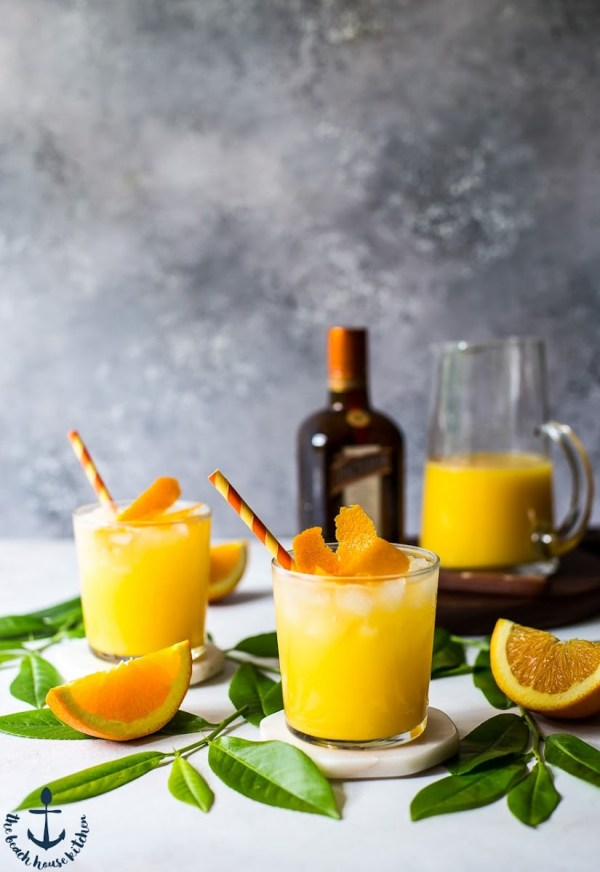 10 Best Mixed Drinks With Orange Juice And Vodka Recipes