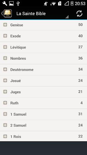 LOUIS GRATUIT SEGOND MOBILE TÉLÉCHARGER BIBLE POUR