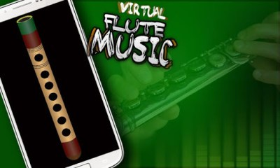 Virtual Flute Music Pour PC Capture d'écran