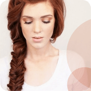 cute hairstyles - android apps