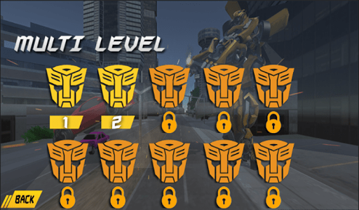 Grand Robot Car Battle APK