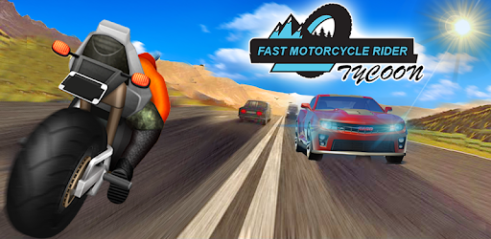 Fast Motorcycle Rider Tycoon Para PC Capture d'écran