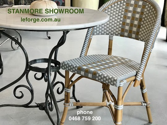 metal outdoor table and chairs australia 2 chair set furniture stanmore mosman garden decoration base la tour design