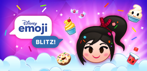 Disney Emoji Blitz with Moana