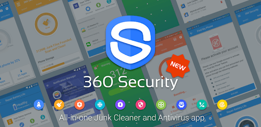 360 Security - Antivirus Boost APK screenshots