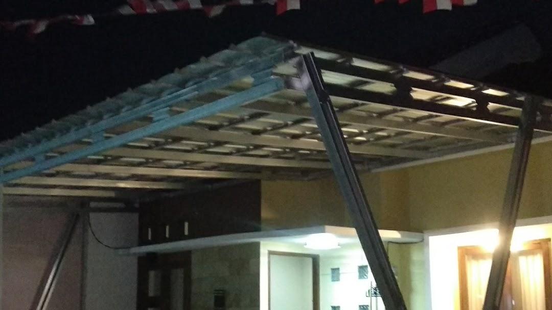 pasang atap baja ringan bekasi 25 sumber jasa konstruksi dan bangunan