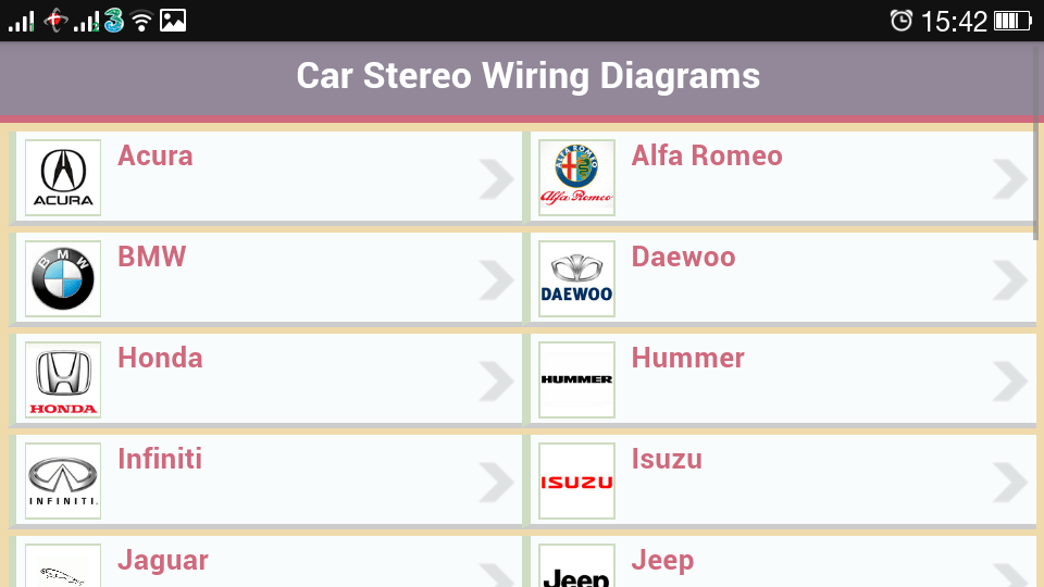 car stereo wire diagram 2002 mitsubishi montero wiring jvc diagrams image android apps on google play screenshot