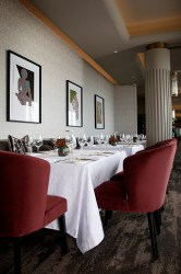 Joburg s latest eatery atop the Radisson Hotel takes fine dining to new heights