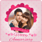 Anniversary Wishes Photo Card pour PC et Mac icône