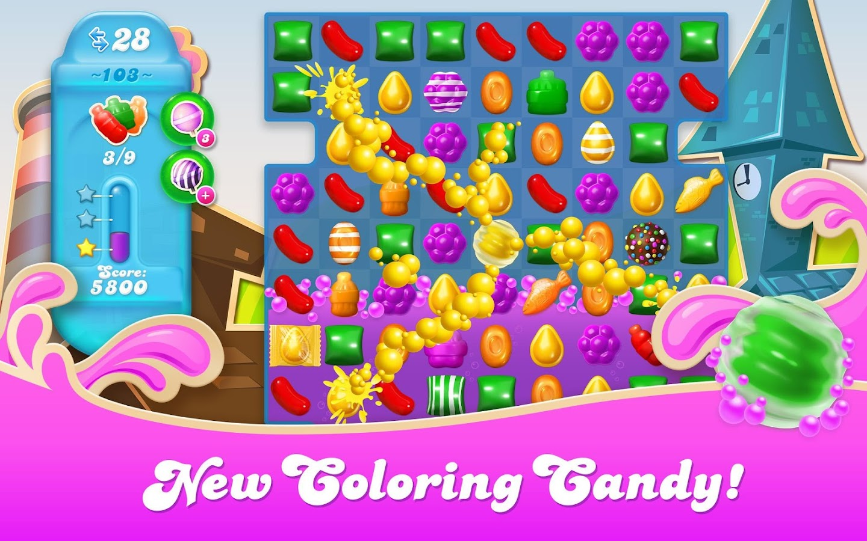 candy crush sofa restoration hardware slipcovered sleeper soda saga android apps on google play