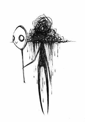 drawing dark sad drawings deviantart draw creepy horror weather depression deep scary sketches mood improve zeichnungen arte darkness dibujos easy