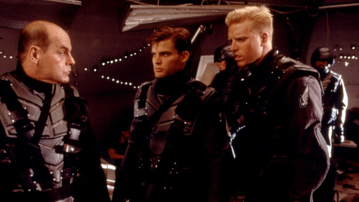 Starship Troopers Movies On Google Play