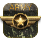 Army Glory camouflage Keyboard icon