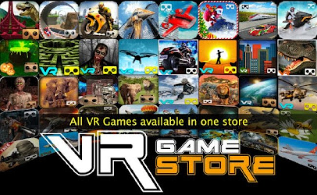 Vr Games Store Apps On Google Play