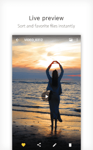 Camera - snapshot, music video APK