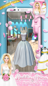 Wedding Dress Maker Game - Android Apps on Google Play