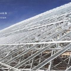 Jarak Reng Baja Ringan Atap Multiroof Genteng Pelita Toko Perlengkapan