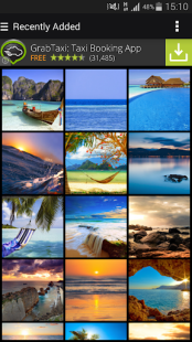Beach Set Wallpapers APK