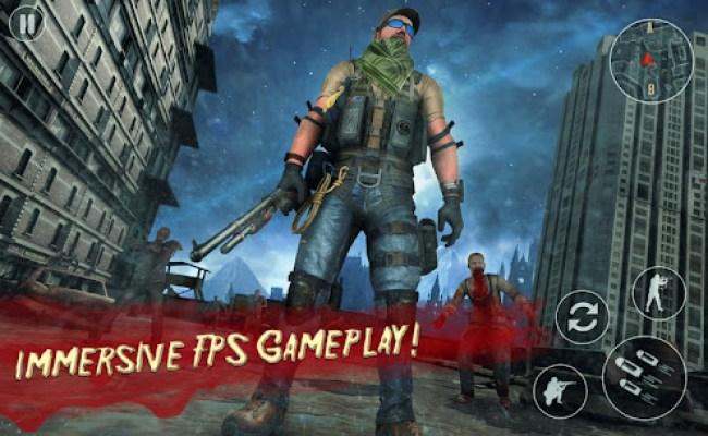 Dead Legends Zombie Survival Shooting Games 2019 Apps