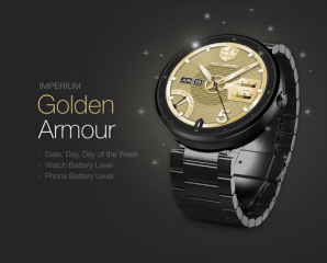 Golden Armour by Imperium APK