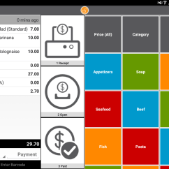 Kitchen Inventory App Frosted Glass Doors For Cabinets Restaurant Pos 43 Mobile Ordering Android Apps On Google Play