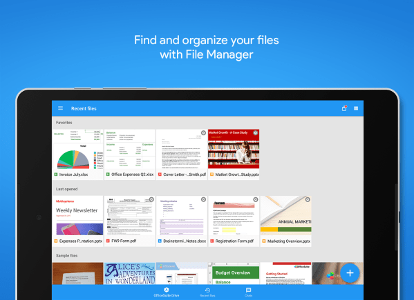 Mobisystems OfficeSuite Free Office PDF Editor