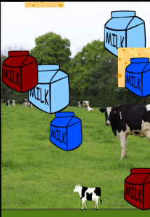 Moo Cow Milk Mania APK
