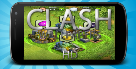 CLASH COC WALLPAPERS HD Pour PC Capture d'écran