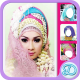 Modern Bridal Hijab Selfie windows phone