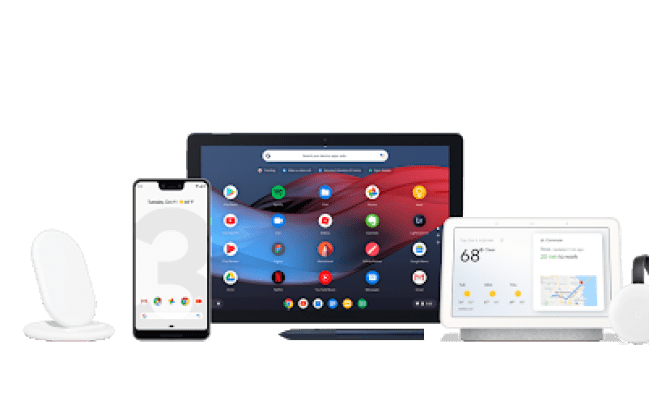 Google Store For Google Made Devices Accessories