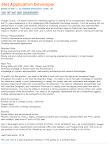 Rythmn Interactive Job Posting