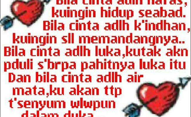 Contoh Puisi Cinta Untuk Pacar Yang Jauh Cute766