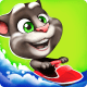 Talking Tom Jetski Sur PC windows et Mac